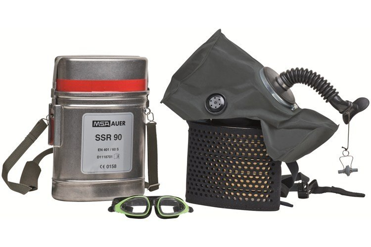MSA SSR 90 Oxygen Self-Rescuer