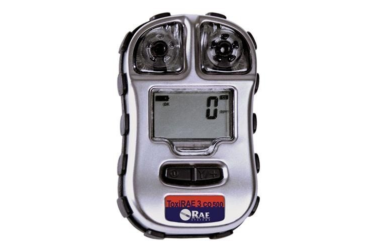 ToxiRAE 3 Carbon Monoxide (CO) 0-500 ppm Gas Detector
