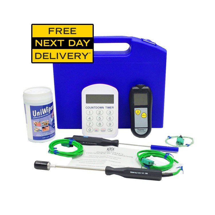 ETI Legionnaires' Thermometer Kit