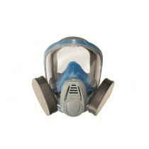 MSA Advantage 3211 Full Face Respirator (Small)