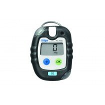 Drager Pac 7000 Oxygen (O2) Personal Gas Detector