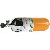 MSA 2L 300 bar - Steel Cylinder