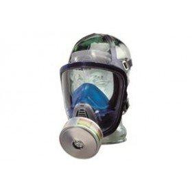 MSA Advantage 3100 Series Full Face Mask with Silicone Strap