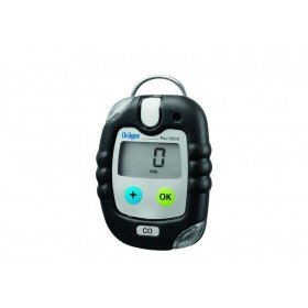Drager Pac 3500 Carbon Monoxide (CO) Personal Gas Detector