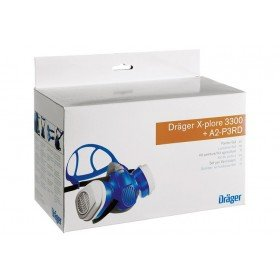 Drager X-plore 3300 (Medium) Painter Set