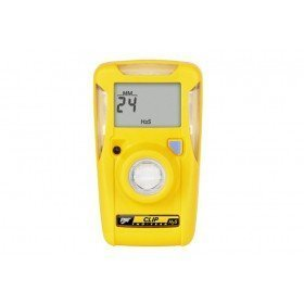 BW Clip (3 Year) Hydrogen Sulfide (H2S) 5/10 ppm Gas Detector