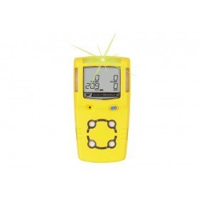 BW GasAlertMicroClip XL (2 Year) LEL(F) O2 H2S CO Gas Detector (Rechargeable Battery)