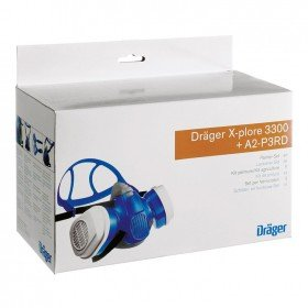 Drager X-plore Worksets for Painting, Chemicals and Construction