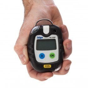 Drager - Pac 5500 Personal Gas Detector