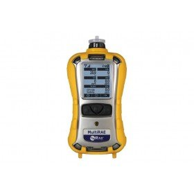 MultiRAE Pumped / 10.6 eV PID/LEL/H2S/CO/O2 Gas Detector (PGM-6228)