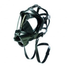 Drager FPS 7000 (EPDM) Full Face Mask with RP BG4 Connection