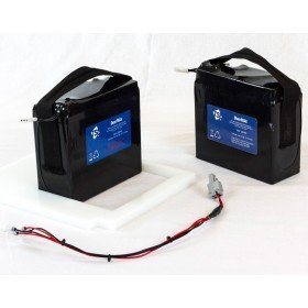 TSI Battery Kit for Environmental DustTrak