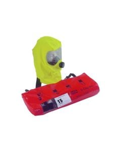 MSA S-Cap Air Light (with empty cylinder)
