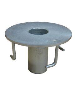 Abtech Flush Floor Mount (Fresh Concrete)