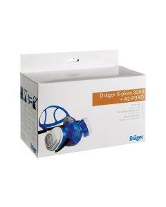 Drager X-plore 3300 (Medium) Painter Set