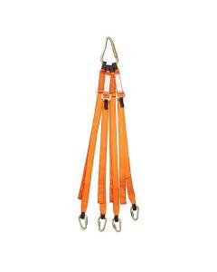 Abtech Adjustable Stretcher Lifting Bridles