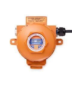 Crowcon Xgard Bright - Orange fixed Gas Detector