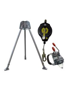 Abtech Tripod/ 15m Fall Arrest Winch and Brackets