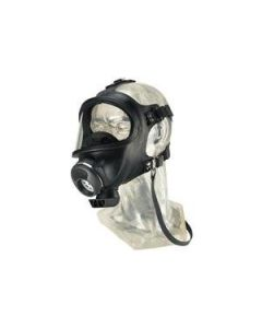 MSA 3S Full Face Mask with EN148-1 Thread Connection