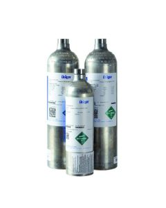 Drager Calibration Gas - 58L Bottle