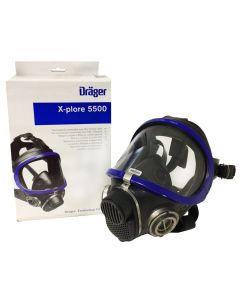 Drager X-plore 5500 Full Face Mask