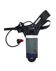 Drager PAS Colt 3 Litre 300 bar with Airline belt manifold EN139/EN402