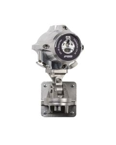 Stainless steel flame detector from FGD for UV-IR, hydrocarbon fires.