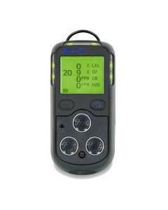 GMI PS200 Multi Gas Detector (LEL/O2/CO/H2S) - Pumped and Diffusion