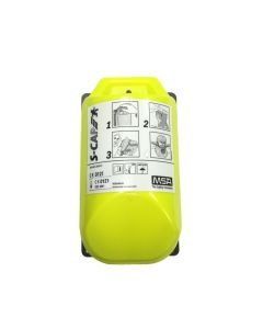 MSA S-CAP Fire Escape Hood (in luminescent wall box)