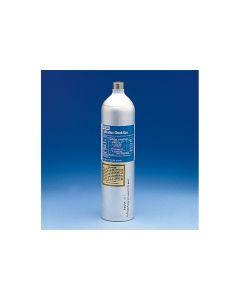 MSA Cal. Gas Cyl (34L - 1.45% CH4 / 20 H2S / 60 CO / 15% O2)