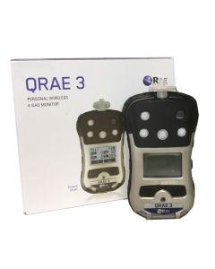 QRAE 3 Pumped ATEX LEL/H2S/CO/O2 - Li-ion/Non-Wireless