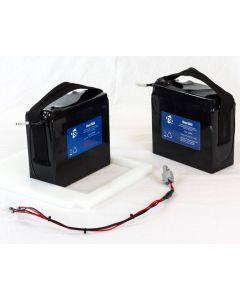 TSI Battery Kit for Environmental DustTrak
