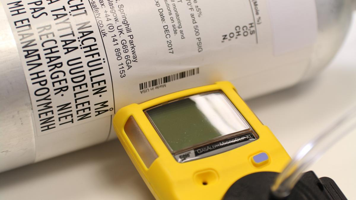 BW GasAlertMicroClip XL - How to Manually Bump Test
