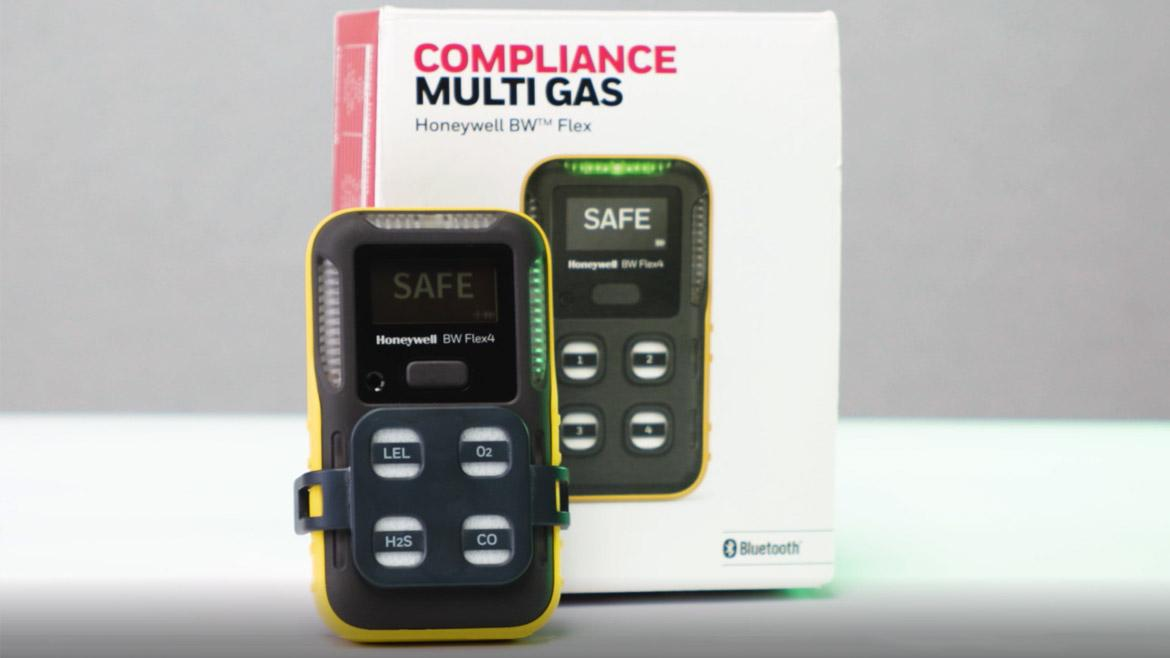 Introducing the BW Flex Gas Detector by Honeywell