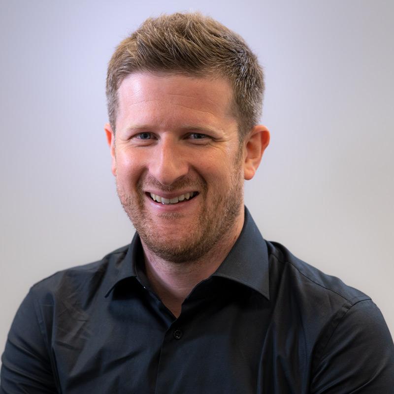 Craig Robertson Managing Director