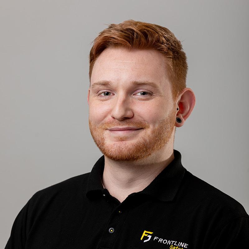 Jamie Harman Service Engineer