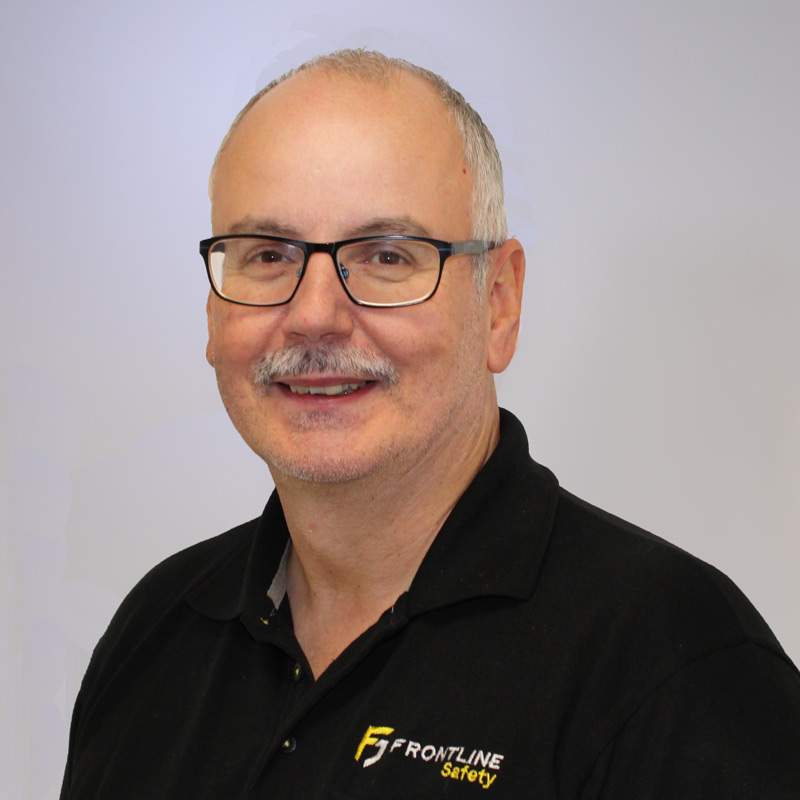 John Dakers - Service and Commissioning Manager