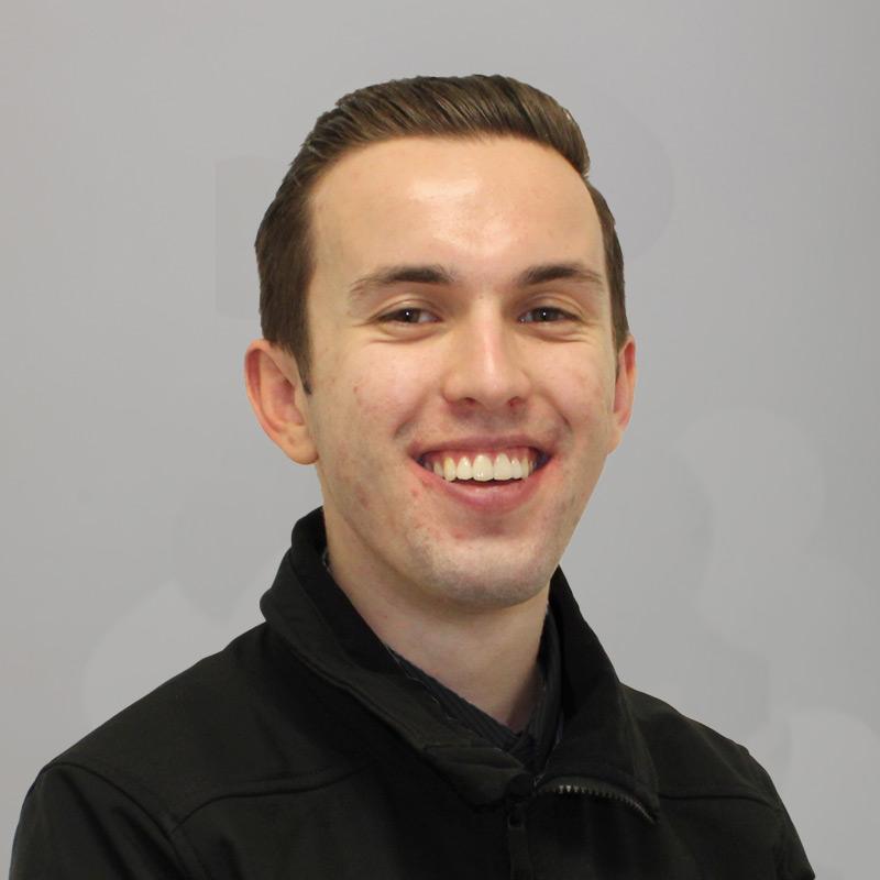 Nicholas Thumath - Sales Account Manager