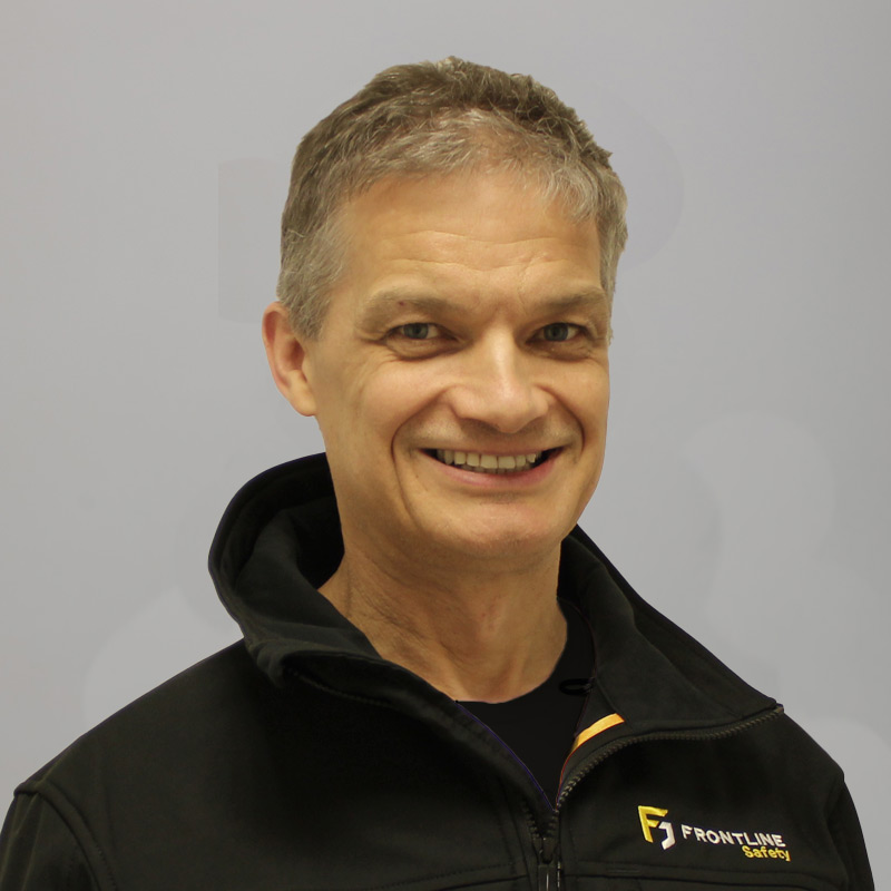 Steve Rutherford - Technology Project Manager
